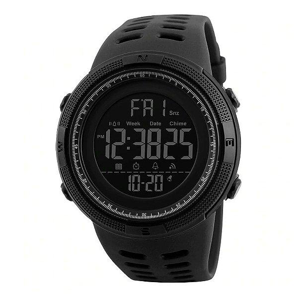 Relógio Masculino Skmei Digital 1251 - Preto