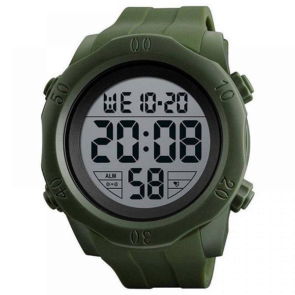 Relógio Masculino Skmei Digital 1305 - Verde