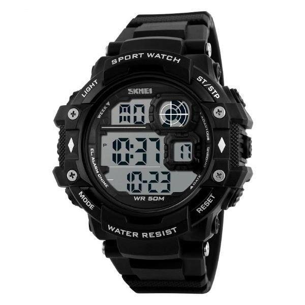 Relógio Masculino Skmei Digital 1118 - Preto