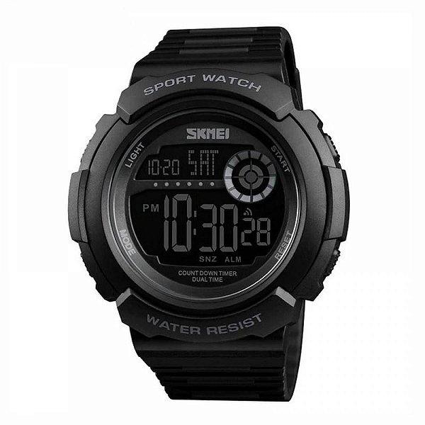 Relógio Masculino Skmei Digital 1367 Preto