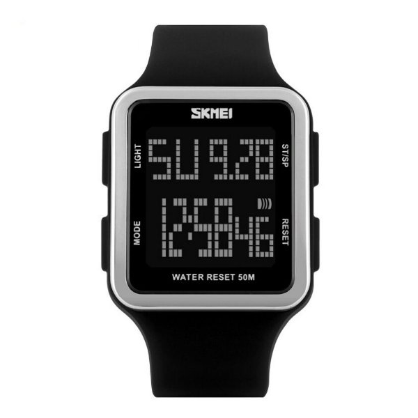 Relógio Masculino Skmei Digital 1139 - Preto