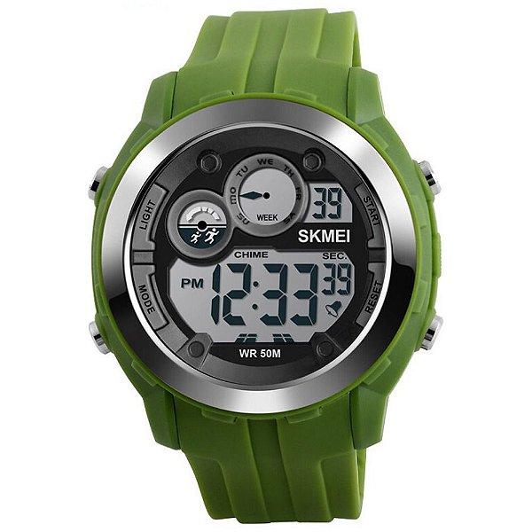 Relógio Masculino Skmei Digital 1234 - Verde