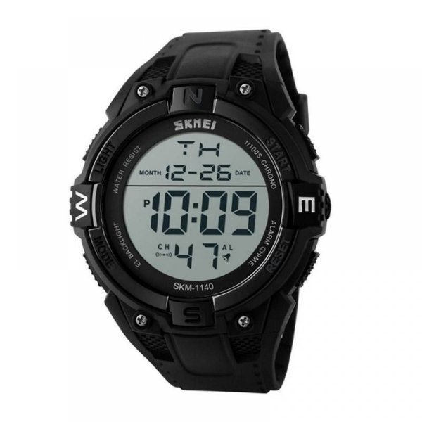 Relógio Masculino Skmei Digital 1140 - Preto