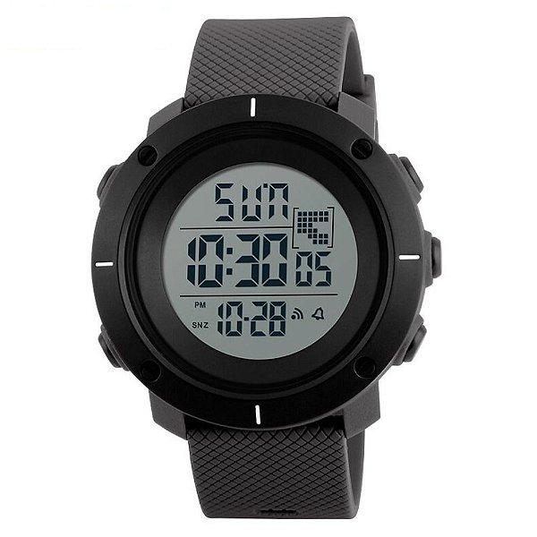 Relógio Masculino Skmei Digital 1213 - Cinza