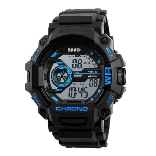 Relógio Masculino Skmei Digital 1233 Azul