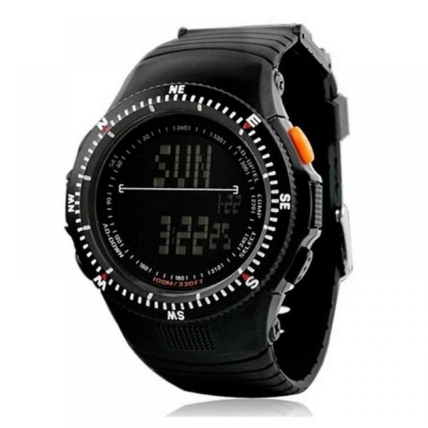 Relógio Masculino Skmei Digital 0989 - Preto