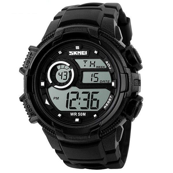 Relógio Masculino Skmei Digital 1113 - Preto