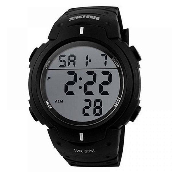 Relógio Masculino Skmei Digital 1068 - Preto