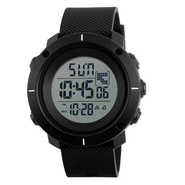 Relógio Masculino Skmei Digital 1213 - Preto