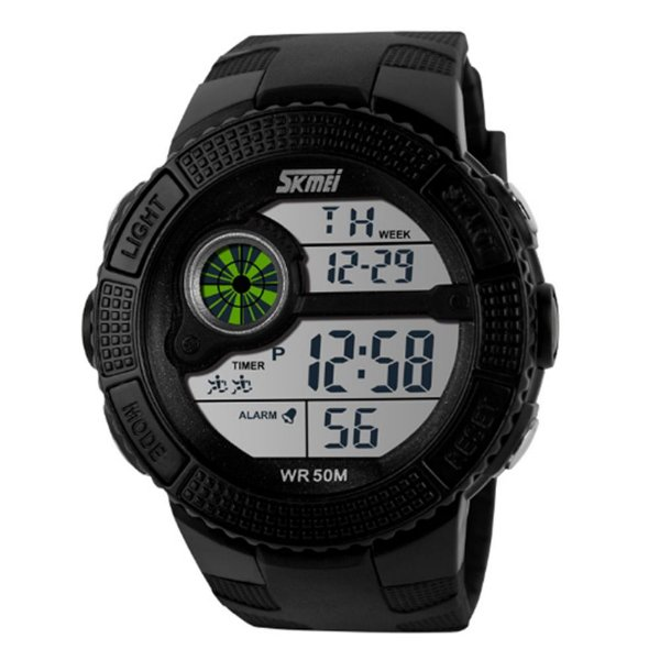 Relógio Masculino Skmei Digital 1027 - Preto