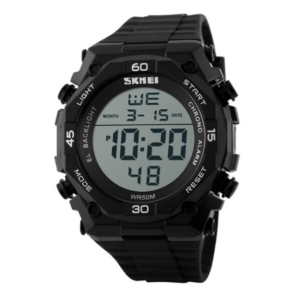 Relógio Masculino Skmei Digital 1130 - Preto