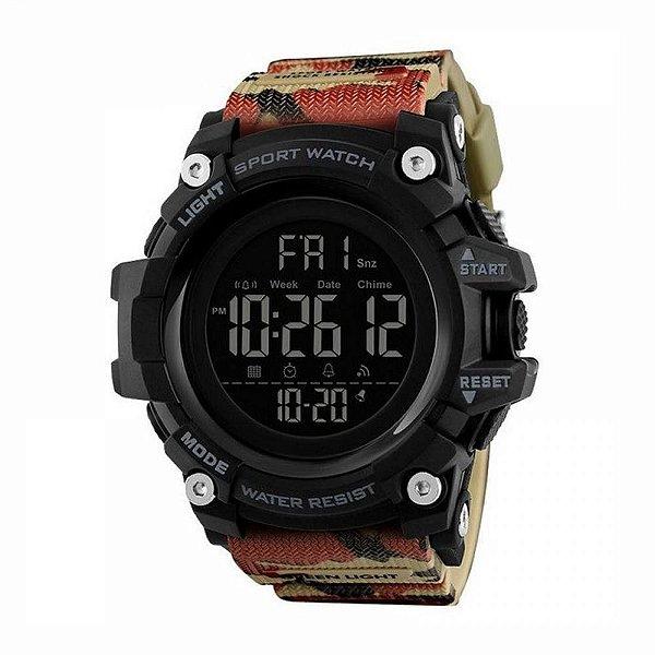 Relógio Masculino Skmei Digital 1384 Camuflado