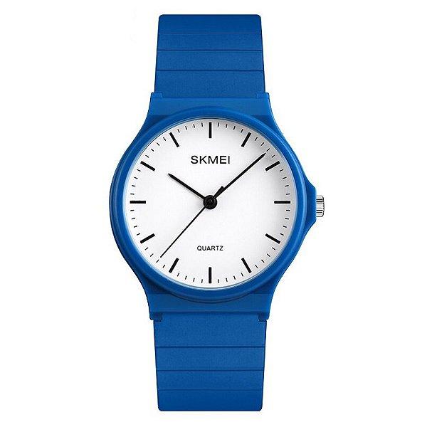 Relógio Infantil Skmei Analógico 1419 Azul