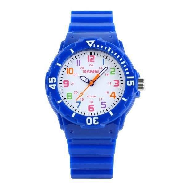 Relógio Infantil Skmei Analógico 1043 Azul