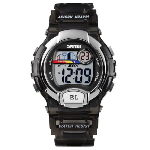 Relógio Infantil Skmei Digital 1450 Preto