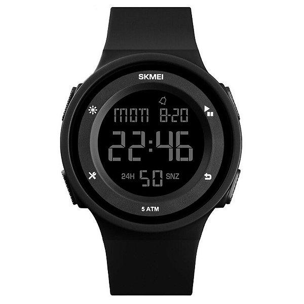 Relógio Infantil Skmei Digital 1445 Preto