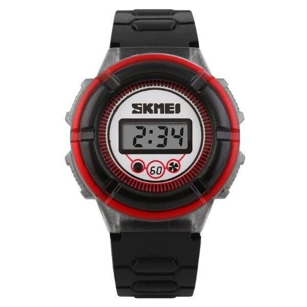 Relógio Infantil Skmei Digital 1097 Preto