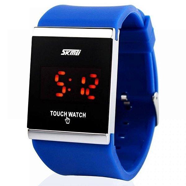 Relógio Unissex Skmei Digital 0983 - Azul