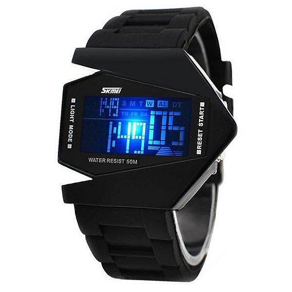 Relógio Masculino Skmei Digital 0817 - Preto