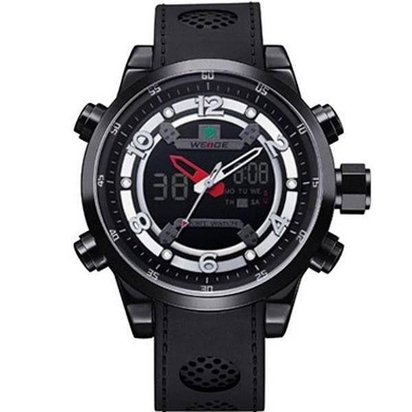 Relógio Masculino Weide AnaDigi Esporte WH-3315 - Preto