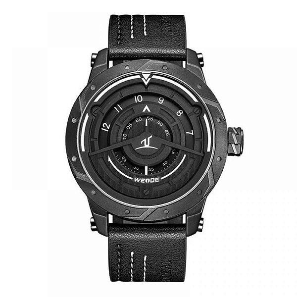Relógio Masculino Weide Analógico UV-1708 - Preto