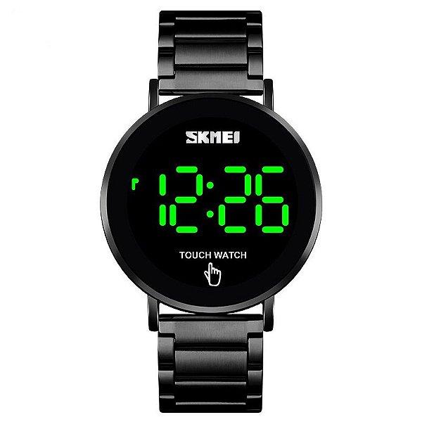 Relógio Unissex Skmei Digital 1550 - Preto
