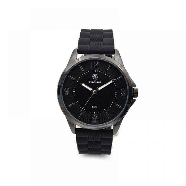 Relógio Masculino Tuguir Analógico 5020 Preto