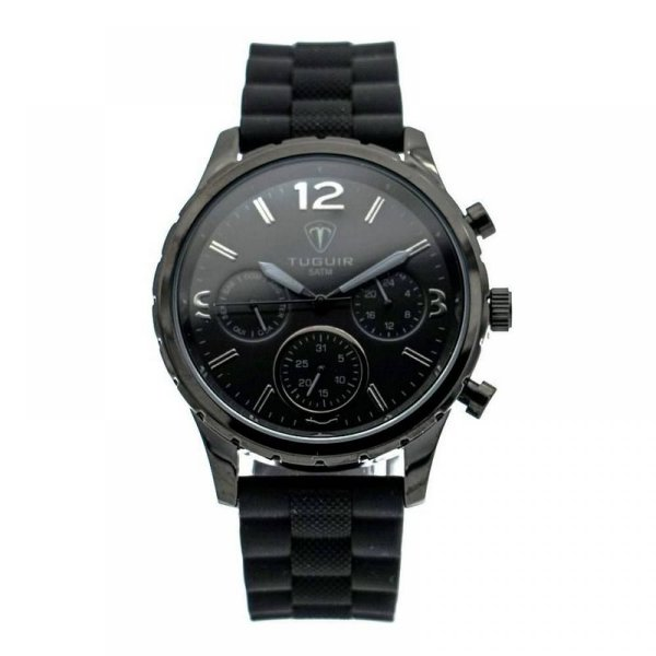 Relógio Masculino Tuguir Analógico 5425G Preto