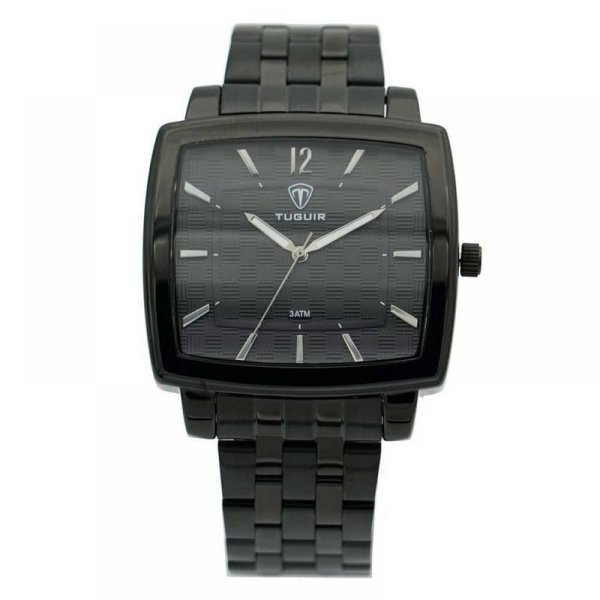 Relógio Masculino Tuguir Analógico 5436G - Preto