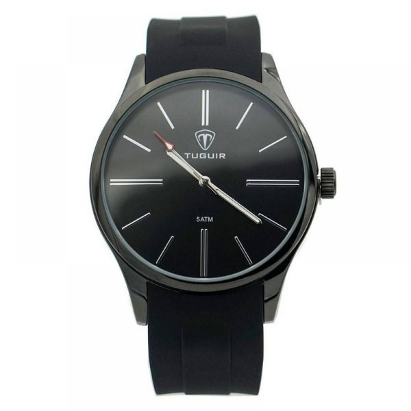 Relógio Masculino Tuguir Analógico 5316G Preto