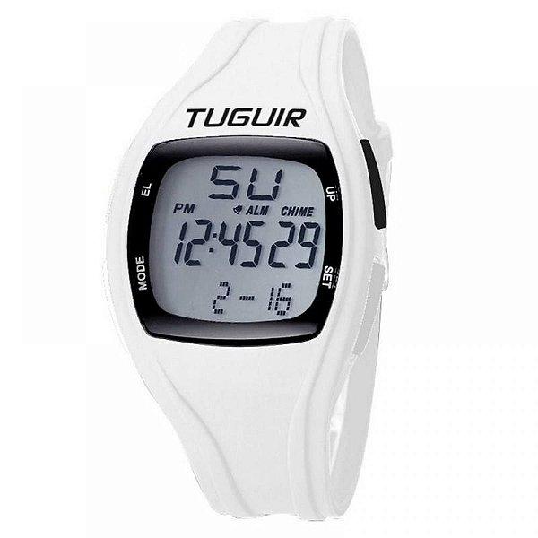 Relógio Unissex Tuguir Digital TG1801 - Branco