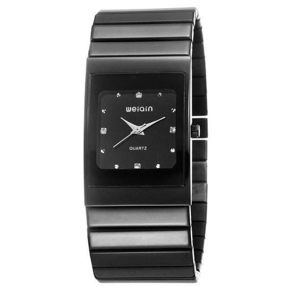Relógio Feminino Weiqin Analógico Casual W0057G Preto