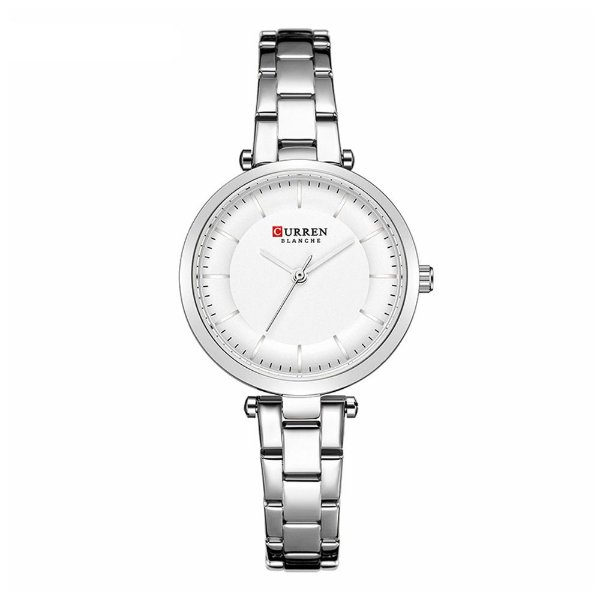 Relógio Feminino Curren Analógico C9054L - Para