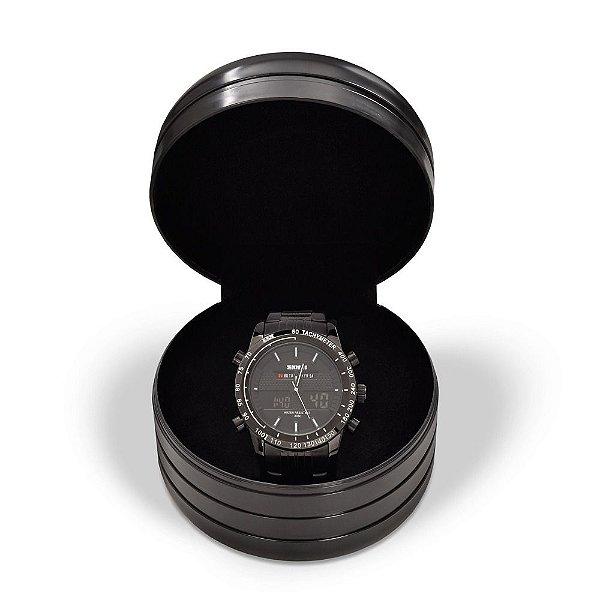 Relógio Masculino Skmei AnaDigi 1131 - Preto