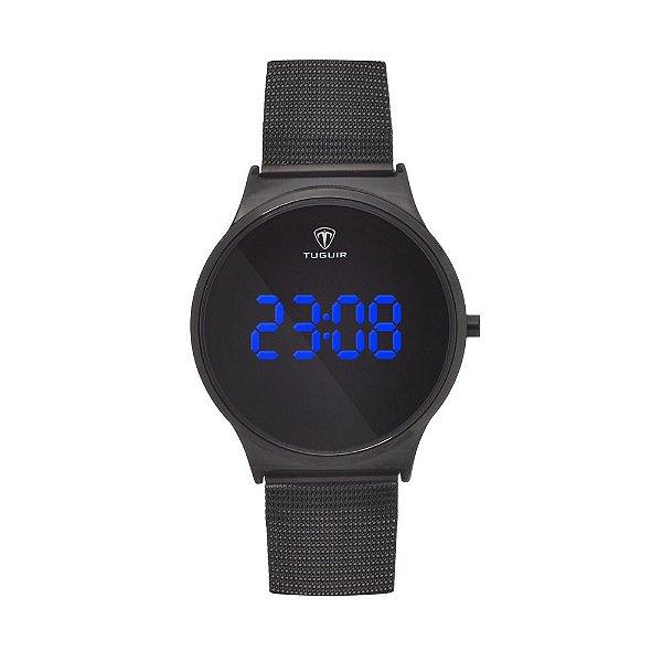 Relógio Feminino Tuguir Digital TG107 - Preto
