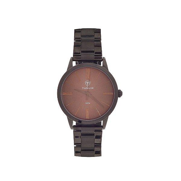 Relógio Feminino Tuguir Analógico TG106 - Preto