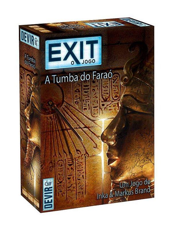 Exit: O Jogo - A Tumba do Faraó