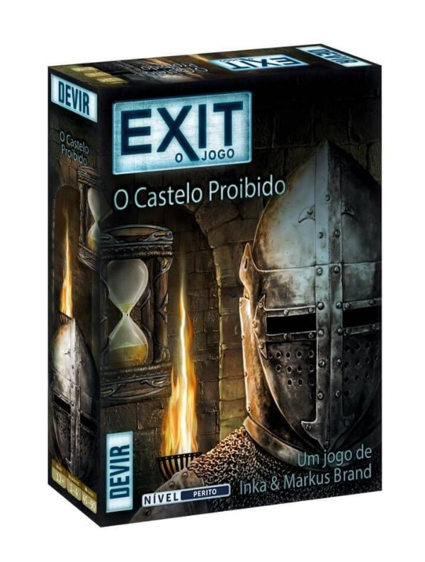 Exit: O Jogo - O Castelo Proibido