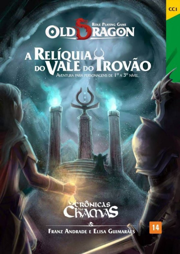 Old Dragon: Reliquia do Vale do Trovao