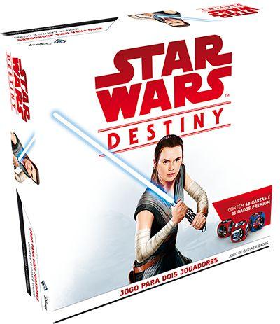 Star Wars: Destiny - Pacote Inicial: Jogo para 2 Jogadores