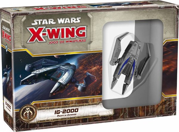 IG-2000 - Expansao, Star Wars X-Wing