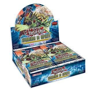 Yu-Gi-Oh! - Booster Box Guerreiros do Espírito (24)