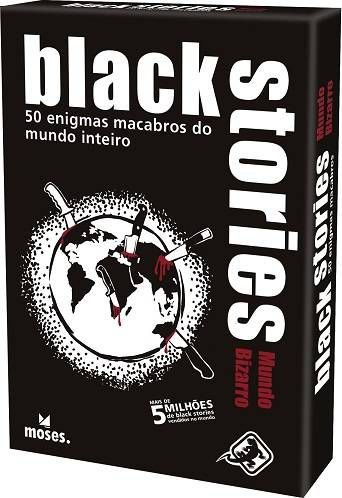 Black Stories: Mundo Bizarro