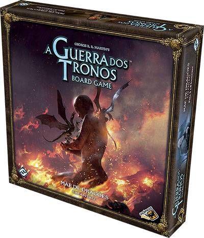 Mãe de Dragões - Expansão, A Guerra dos Tronos: Board Game