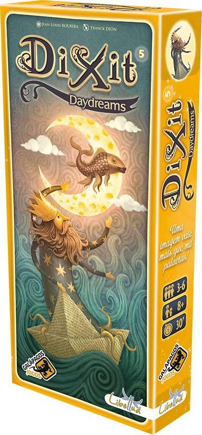 Dixit Daydreams - Expansão 5, Dixit