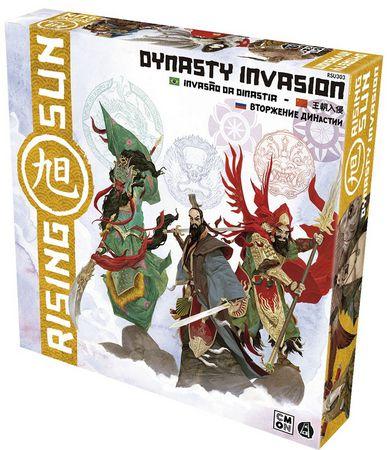 Rising Sun: Invasão da Dinastia (Expansão)