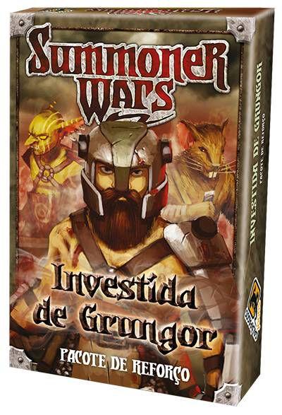 Investida de Grungor - Pacote de Reforcos, Summoner Wars