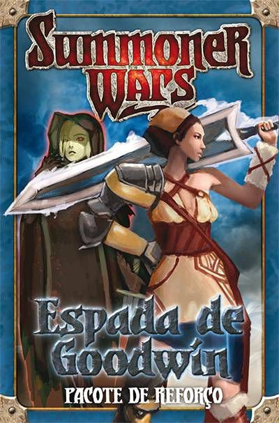 Espada de Goodwin - Pacote de Reforcos, Summoner Wars