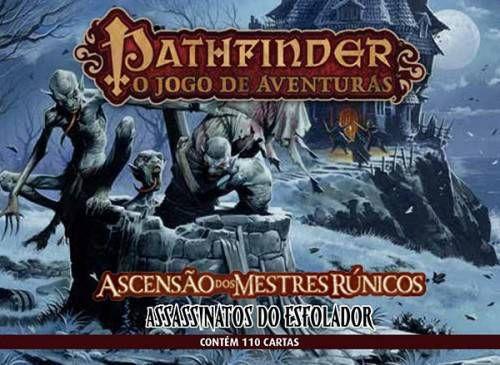 Pathfinder: Assassinatos do Esfolador - Expansão 2
