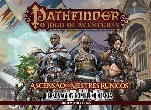 Pathfinder: Personagens Complementares - Expansão